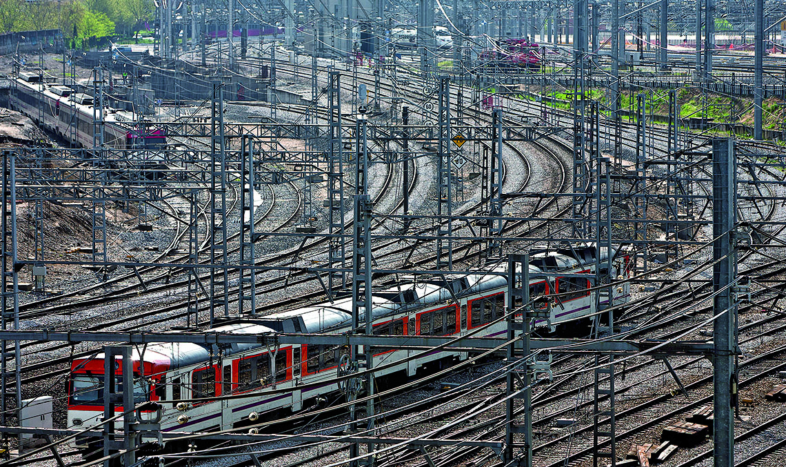 ERTMS IMPLEMENTATION. ERTMS implementation brings a variety of improvements to railway operations, ranging from interoperability of different types of trains on different infrastructures to increased safety and capacity.