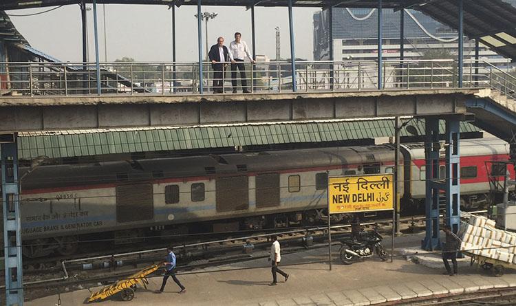 Studies for the Delhi-Meerut commuter rail   ITRANSPORTE